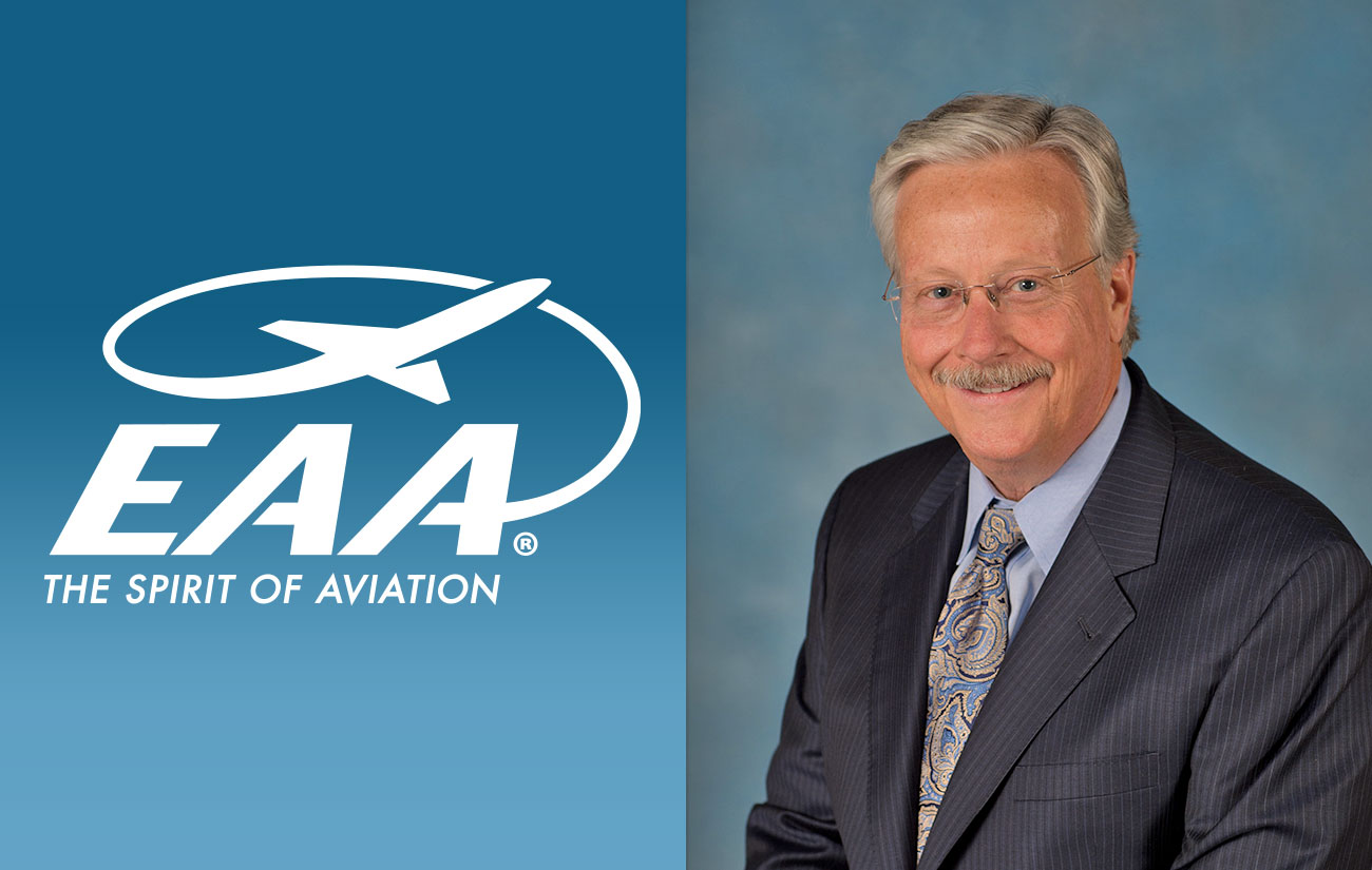 Jack Pelton, EAA CEO & Chairman of the Board | Ray Foundation, Inc.