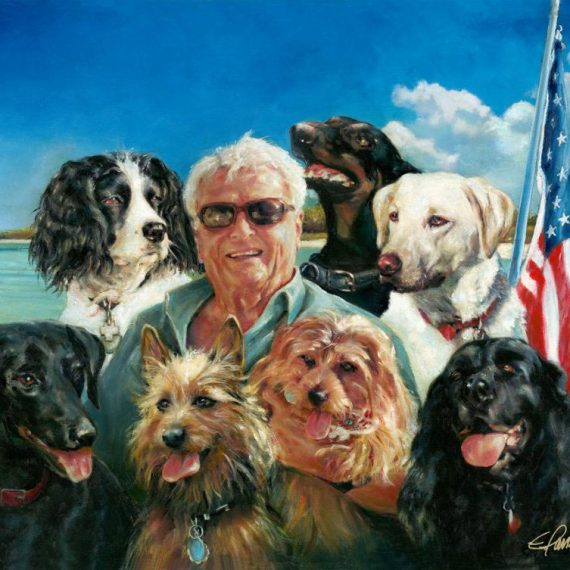 James C. Ray was a Strong Supporter of Southeastern Guide Dogs | Ray Foundation, Inc.
