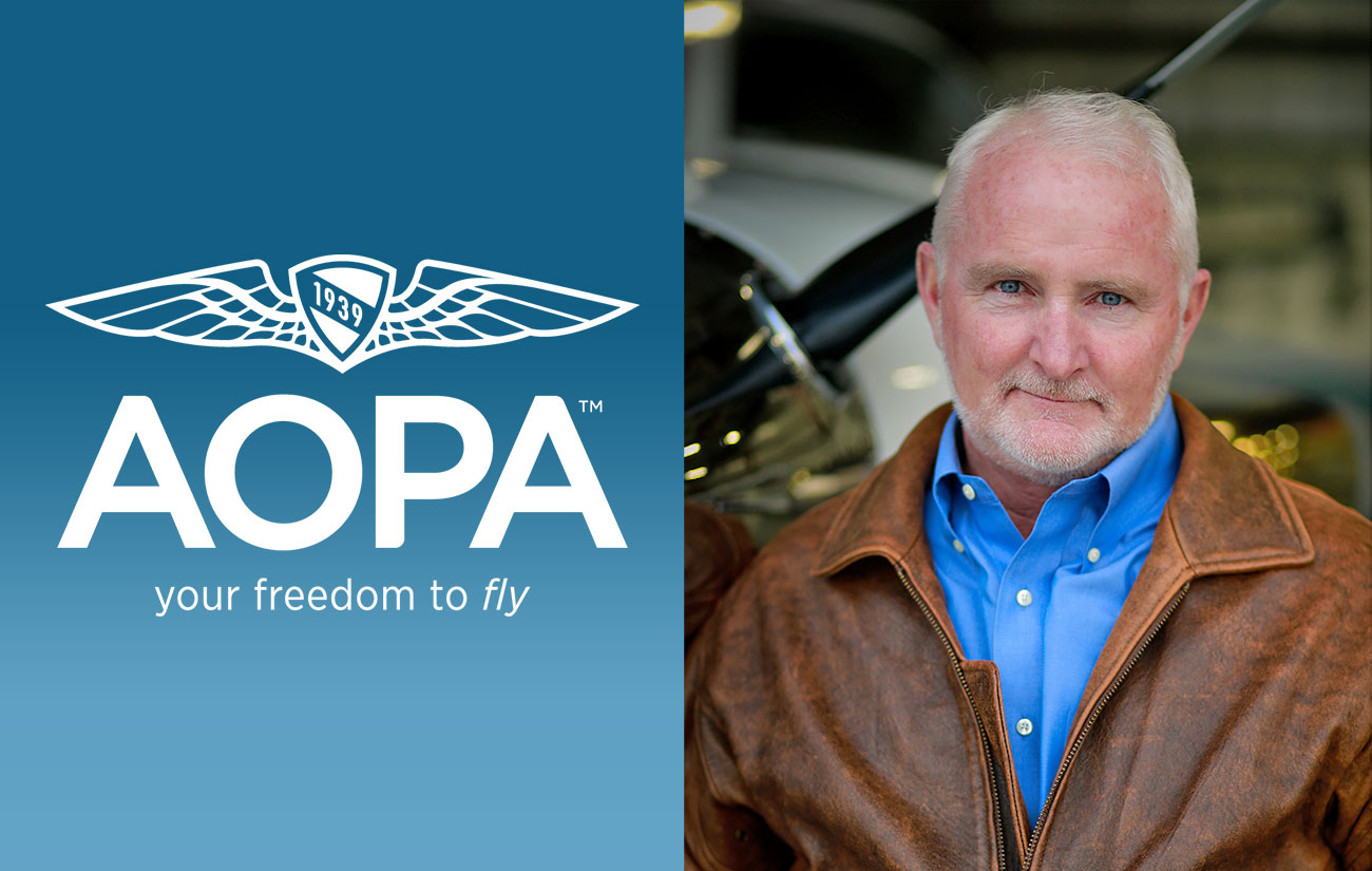 Mark Baker, AOPA President & CEO | Ray Foundation, Inc.