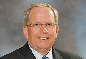 Paul Lindseth, UND John D. Odegard School of Aerospace Sciences Dean | Ray Foundation, Inc.