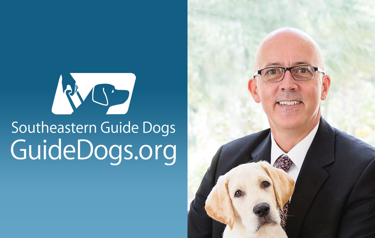 Titus Herman, Southeastern Guide Dogs CEO | Ray Foundation, Inc.